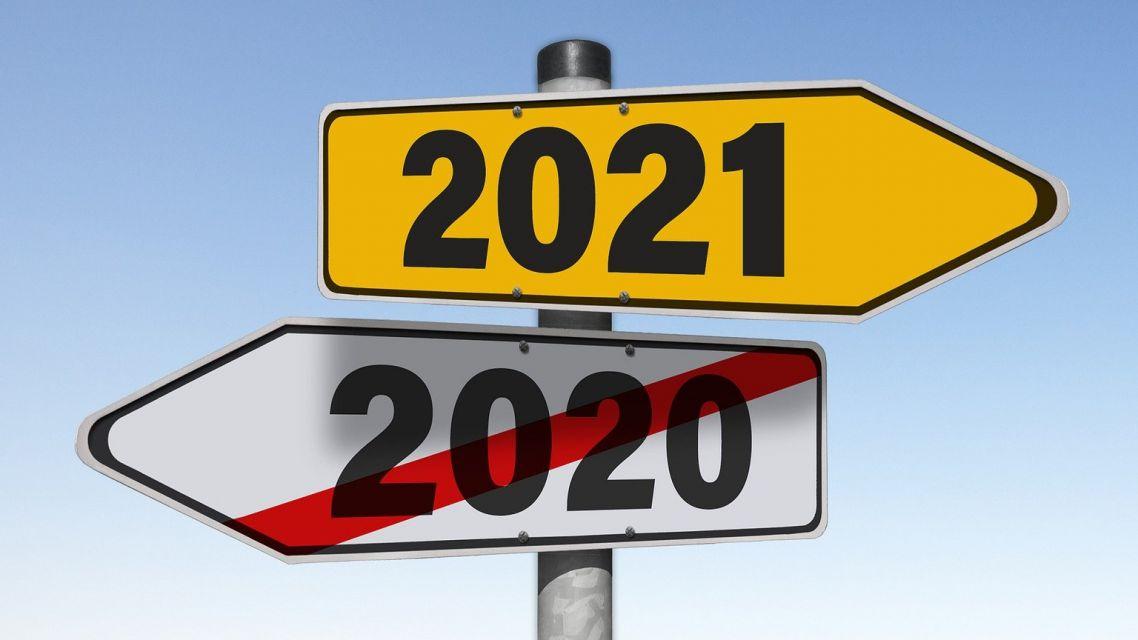 Novoročné prianie 2021 !!!